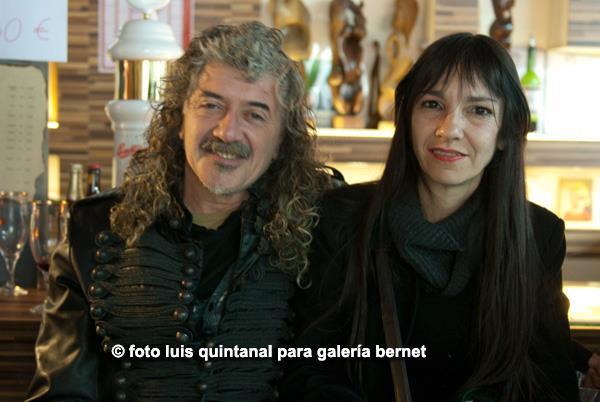 Dario Segismundo & Marcela Hardón
